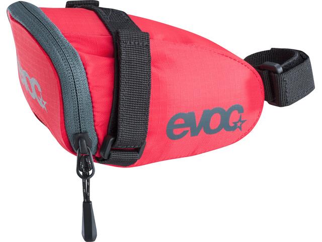 EVOC Saddle Bag 0,7 L red